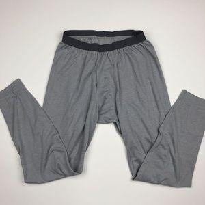 Patagonia Men's Long Johns Size L Gray TM4